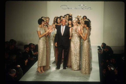 Fashion Model「Hillary Clinton's Inaugural Gala Dress」:写真・画像(8)[壁紙.com]