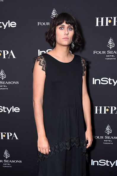 Cap Sleeve「The Hollywood Foreign Press Association And InStyle Party At 2018 Toronto International Film Festival - Arrivals」:写真・画像(10)[壁紙.com]