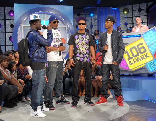 "J R Smith「Usher & College Boyys Visit BET's ""106 & Park""」:写真・画像(0)[壁紙.com]"