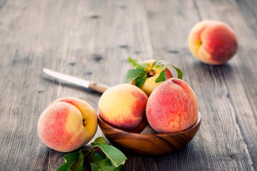 Bowl「Peaches」:スマホ壁紙(19)