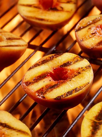 Char-Grilled「BBQ Peaches」:スマホ壁紙(4)