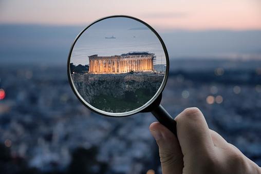 Archaeology「Focusing on Greece」:スマホ壁紙(16)