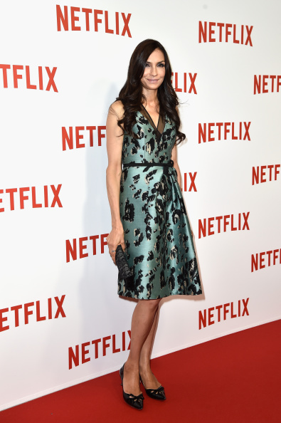 Famke Janssen「'Netflix' : Launch Party At Le Faust In Paris」:写真・画像(6)[壁紙.com]