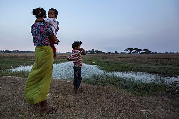 Finance and Economy「El Nino Dry Spell Hits Myanmar」:写真・画像(7)[壁紙.com]