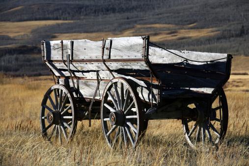 Old Ruin「Old Wagon」:スマホ壁紙(18)