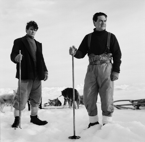 Frank Hurley「Branagh And Day In Greenland」:写真・画像(10)[壁紙.com]