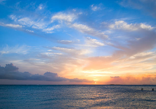 Tropical Sunset:スマホ壁紙(壁紙.com)