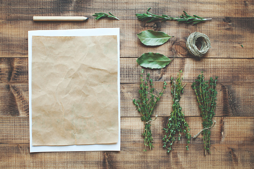 Rustic「Herbs」:スマホ壁紙(13)