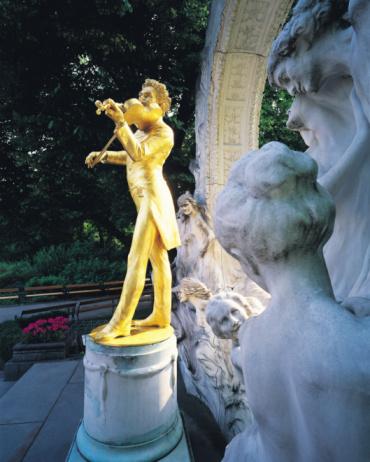 Violin「Johann Strauss Monument」:スマホ壁紙(11)