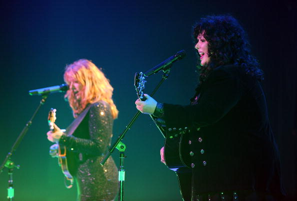 Heart「Heart In Concert At The Hammerstein Ballroom」:写真・画像(9)[壁紙.com]