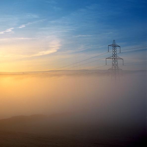 No People「High voltage power transmission lines and pylons」:写真・画像(15)[壁紙.com]