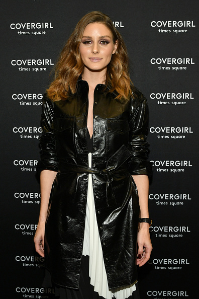 Leather Jacket「COVERGIRL Opens The Doors To Their First Flagship Store; An Experiential Makeup Playground In The Heart Of New York City」:写真・画像(12)[壁紙.com]