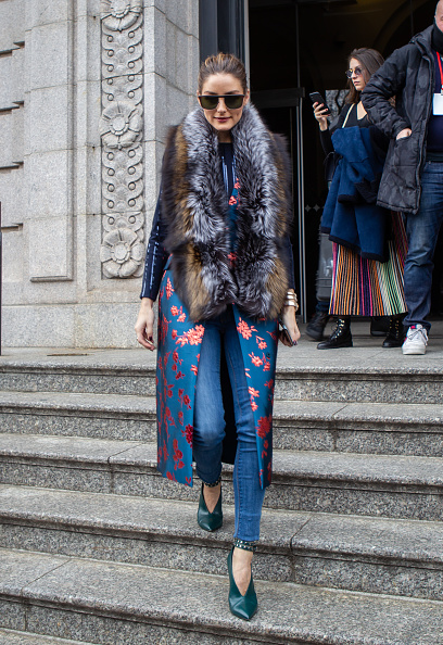 Coat - Garment「Street Style - New York Fashion Week February 2019 - Day 5」:写真・画像(1)[壁紙.com]