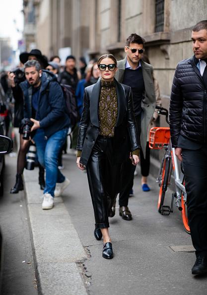 Ermanno Scervino - Designer Label「Ermanno Scervino – Street Style - Milan Fashion Week 2019」:写真・画像(1)[壁紙.com]