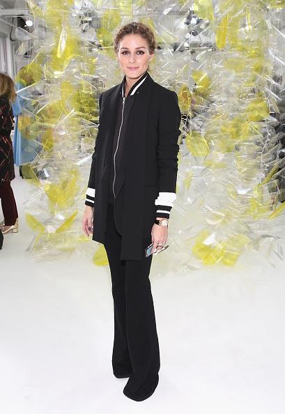 Olivia Palermo「Delpozo - Front Row - Fall 2016 New York Fashion Week」:写真・画像(10)[壁紙.com]
