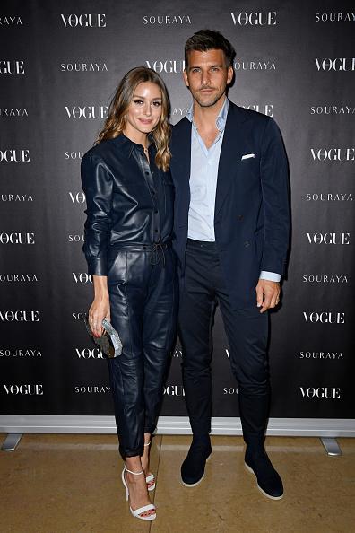 Silver Colored「Souraya x Vogue Arabia Dinner & Runway Show -  Paris Fashion Week Event」:写真・画像(3)[壁紙.com]