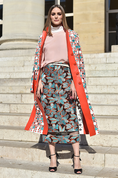 Olivia Palermo「Fendi Couture - Paris Fashion Week - Haute Couture Fall Winter 2018/2019」:写真・画像(16)[壁紙.com]
