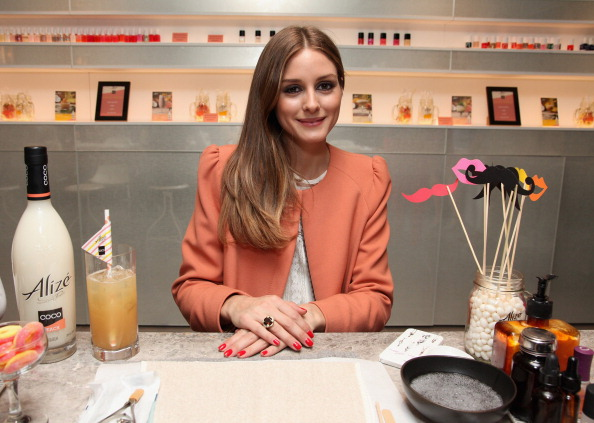 Ring - Jewelry「Olivia Palermo Celebrates The Launch Of Alize COCO Pineapple And COCO Peach」:写真・画像(1)[壁紙.com]