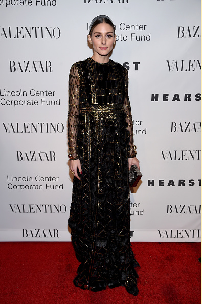 オリヴィア・パレルモ「An Evening Honoring Valentino Lincoln Center Corporate Fund Black Tie Gala - Arrivals」:写真・画像(10)[壁紙.com]