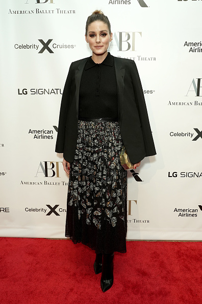 High Waist Skirt「LG Signature At The American Ballet Theatre Fall Gala 2019」:写真・画像(0)[壁紙.com]