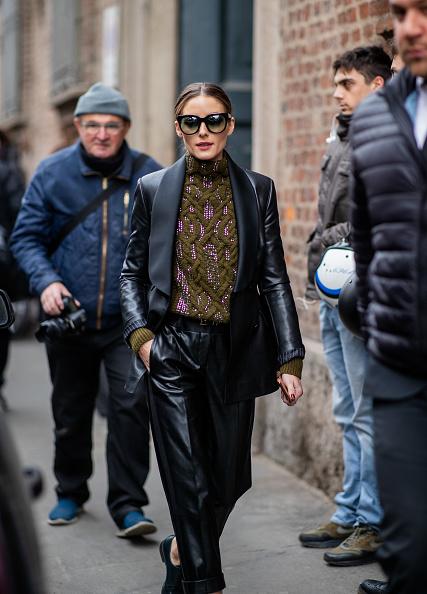 ストリートスナップ「Ermanno Scervino - Street Style - Milan Fashion Week 2019」:写真・画像(6)[壁紙.com]