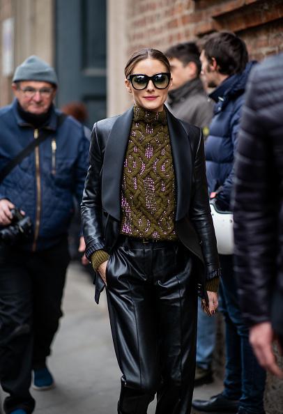 ストリートスナップ「Ermanno Scervino - Street Style - Milan Fashion Week 2019」:写真・画像(4)[壁紙.com]