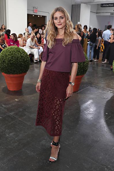 Olivia Palermo「Tibi - Front Row - September 2016 - New York Fashion Week」:写真・画像(4)[壁紙.com]