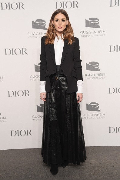 Blouse「2018 Guggenheim International Gala Pre-Party, Made Possible By Dior」:写真・画像(12)[壁紙.com]