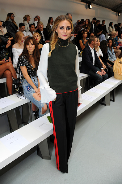 London Fashion Week「Front Row & Arrivals - Day 3 - LFW September 2016」:写真・画像(13)[壁紙.com]