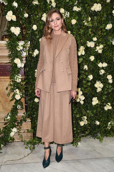 Olivia Palermo「Balmain : Arrivals - Paris Fashion Week Womenswear Spring/Summer 2018」:写真・画像(11)[壁紙.com]
