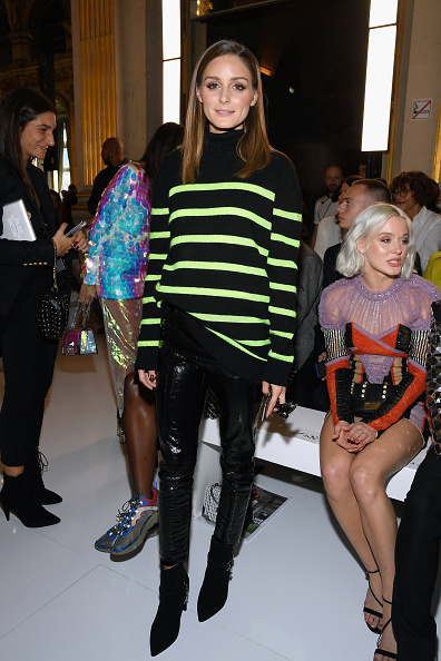 Sweater「Balmain : Front Row - Paris Fashion Week Womenswear Spring/Summer 2019」:写真・画像(4)[壁紙.com]