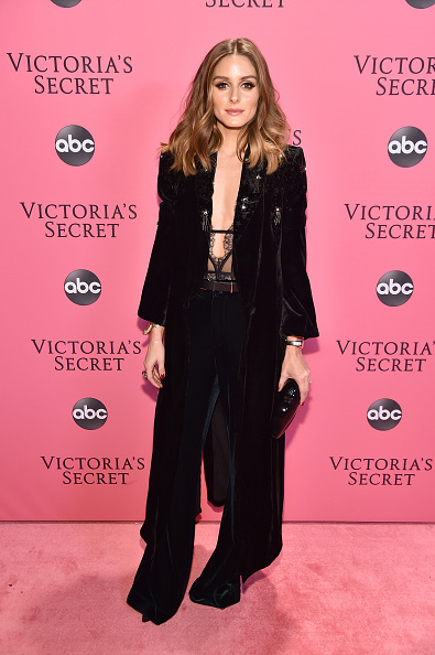 Olivia Palermo「2018 Victoria's Secret Fashion Show in New York Show Pink Carpet Arriva」:写真・画像(13)[壁紙.com]