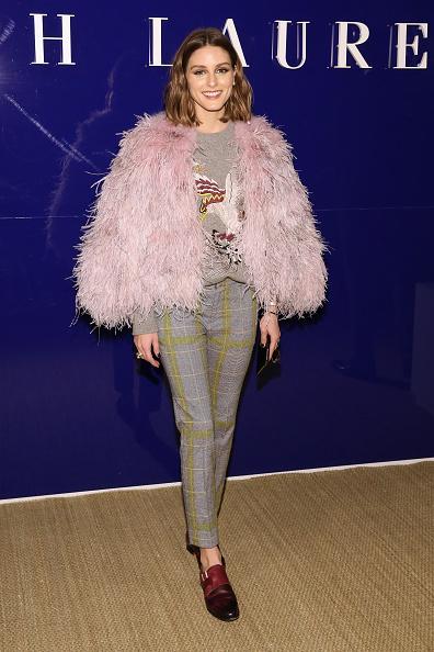 オリヴィア・パレルモ「Ralph Lauren - Front Row - February 2018 - New York Fashion Week」:写真・画像(3)[壁紙.com]