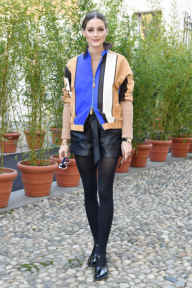 Olivia Palermo「Tod's - Arrivals and Front Row: Milan Fashion Week Autumn/Winter 2019/20」:写真・画像(19)[壁紙.com]