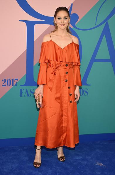 オリヴィア・パレルモ「2017 CFDA Fashion Awards - Arrivals」:写真・画像(3)[壁紙.com]