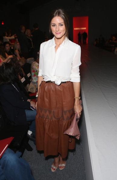 Pink Purse「Norisol Ferrari - Front Row - Spring 2013 Mercedes-Benz Fashion Week」:写真・画像(5)[壁紙.com]