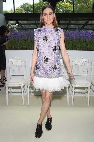 Olivia Palermo「Giambattista Valli : Front Row - Paris Fashion Week - Haute Couture Fall Winter 2018/2019」:写真・画像(9)[壁紙.com]