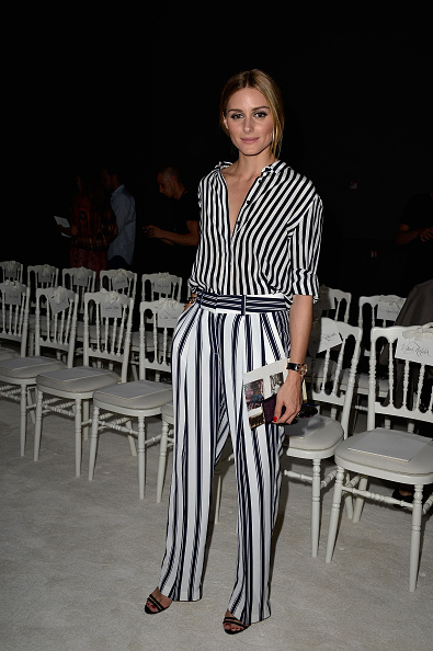 Striped「Giambattista Valli : Front Row - Paris Fashion Week - Haute Couture Fall/Winter 2015/2016」:写真・画像(10)[壁紙.com]