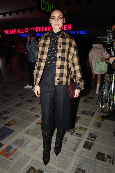 Celebrities「Dior : Front Row - Paris Fashion Week Womenswear Fall/Winter 2020/2021」:写真・画像(12)[壁紙.com]