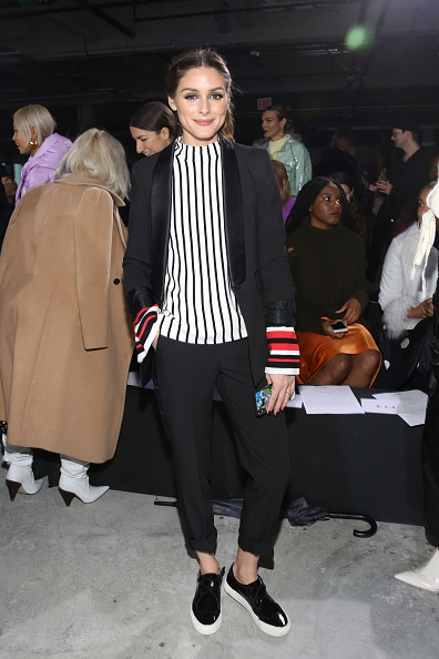 Olivia Palermo「Tibi - Front Row - February 2018 - New York Fashion Week: The Shows」:写真・画像(16)[壁紙.com]