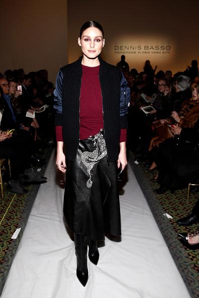 ミッドタウンマンハッタン「Dennis Basso - Front Row - February 2019 - New York Fashion Week」:写真・画像(3)[壁紙.com]