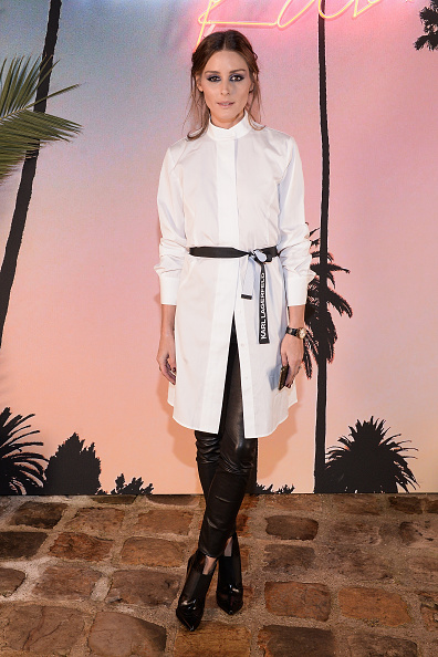 Olivia Palermo「Karl Lagerfeld X Kaia Capsule Collection Launch - Photocall」:写真・画像(3)[壁紙.com]