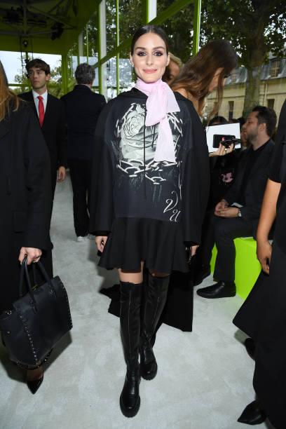 Valentino : Front Row -  Paris Fashion Week - Womenswear Spring Summer 2020:ニュース(壁紙.com)