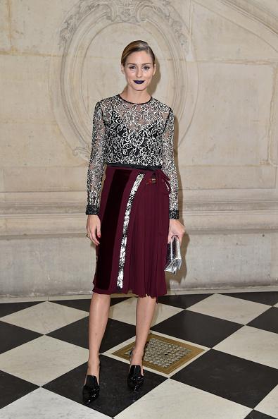 オリヴィア・パレルモ「Christian Dior : Photocall - Paris Fashion Week Womenswear Spring/Summer 2017」:写真・画像(14)[壁紙.com]