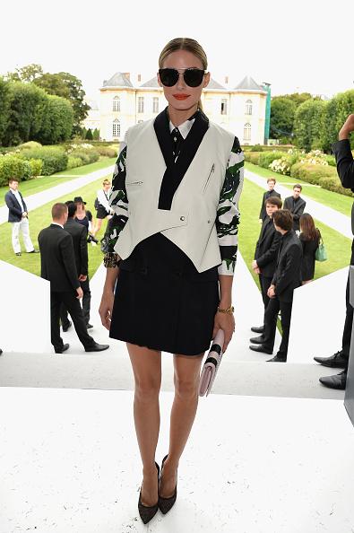 男性用ベスト「Christian Dior: Front Row - Paris Fashion Week : Haute-Couture Fall/Winter 2014-2015」:写真・画像(15)[壁紙.com]