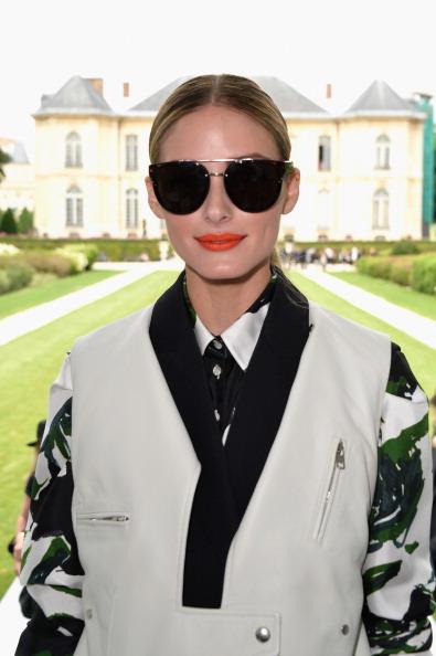 サングラス「Christian Dior: Front Row - Paris Fashion Week : Haute-Couture Fall/Winter 2014-2015」:写真・画像(1)[壁紙.com]