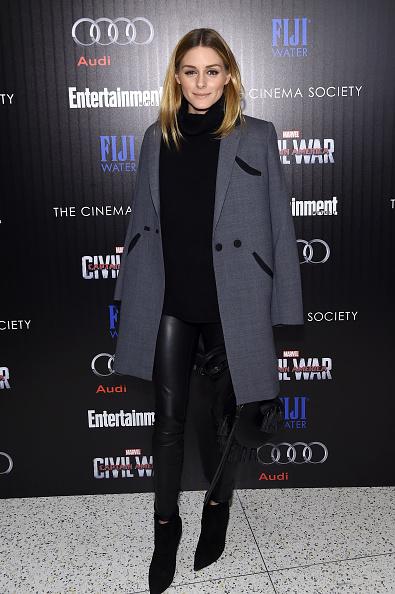"Olivia Palermo「The Cinema Society With Audi & FIJI Host A Screening Of Marvel's ""Captain America: Civil War""- Arrivals」:写真・画像(13)[壁紙.com]"