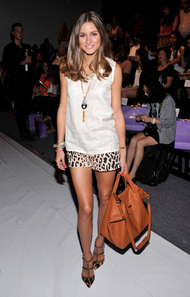 Cream Colored Shorts「Noon By Noor - Front Row - Spring 2013 Mercedes-Benz Fashion Week」:写真・画像(18)[壁紙.com]