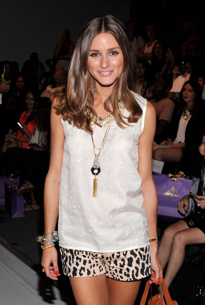 Cream Colored Shorts「Noon By Noor - Front Row - Spring 2013 Mercedes-Benz Fashion Week」:写真・画像(15)[壁紙.com]