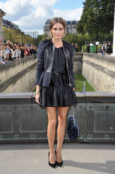 Black Color「Christian Dior: Arrivals - Paris Fashion Week Womenswear Spring / Summer 2013」:写真・画像(3)[壁紙.com]